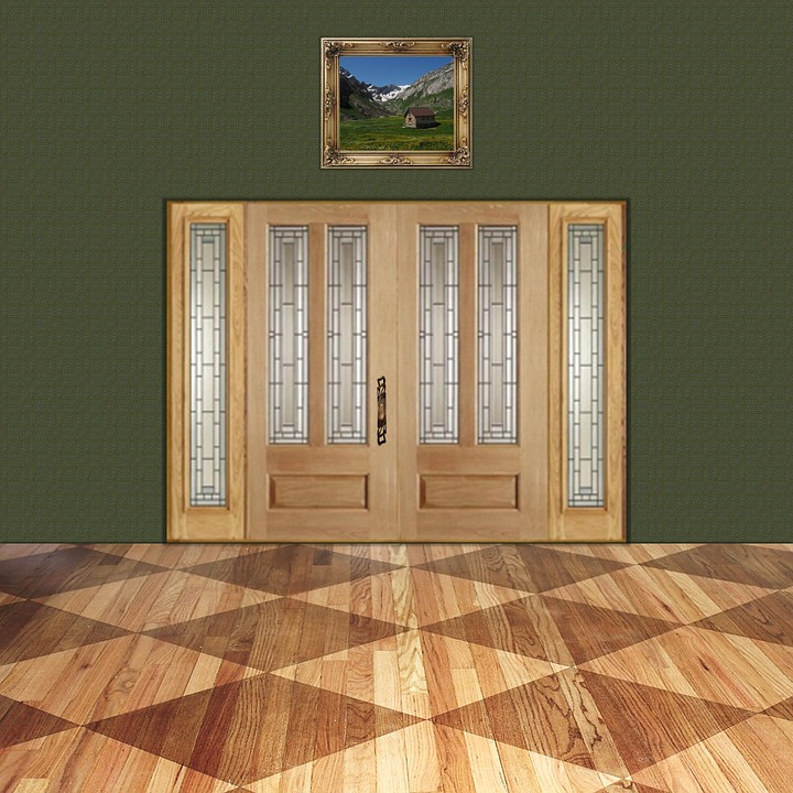 Free Illustration Interior Room Home House Space