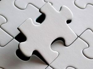 Puzzle, Last Particle, Piece, Delimitation, Exact Fit