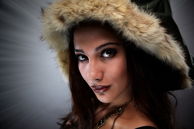 Free photo Studio Portrait Model Woman  Free Image on