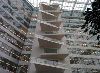 Free photo: Office, Staircase, Modern, Business - Free ...