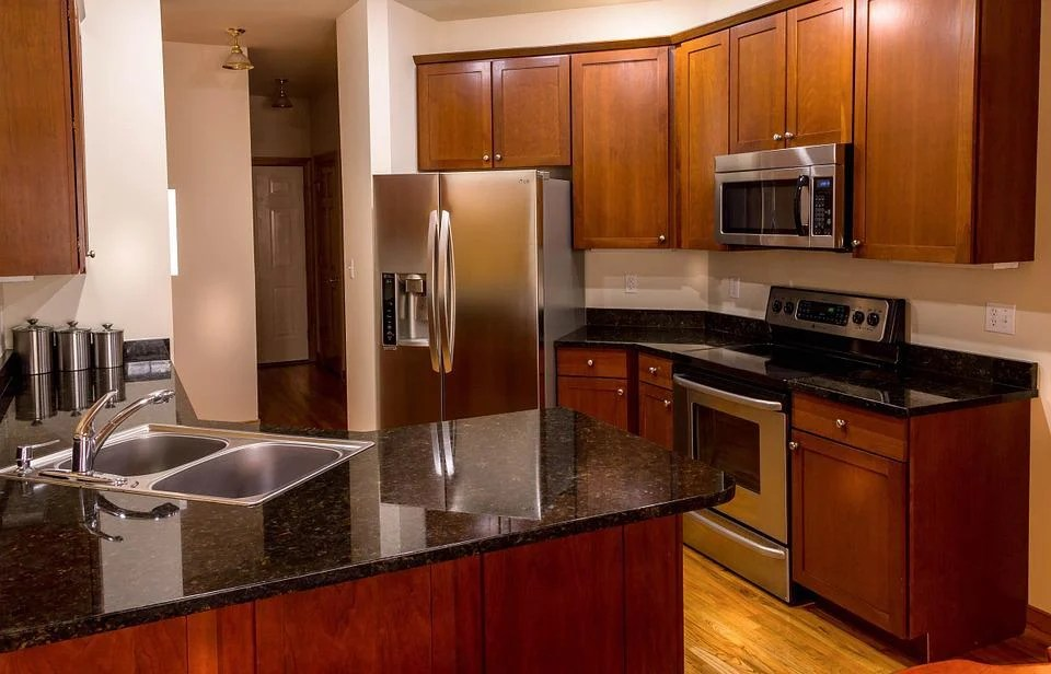 Free photo Kitchen Cabinets Countertop  Free Image on