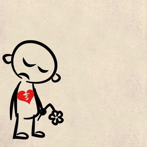 Risultati immagini per broken heart
