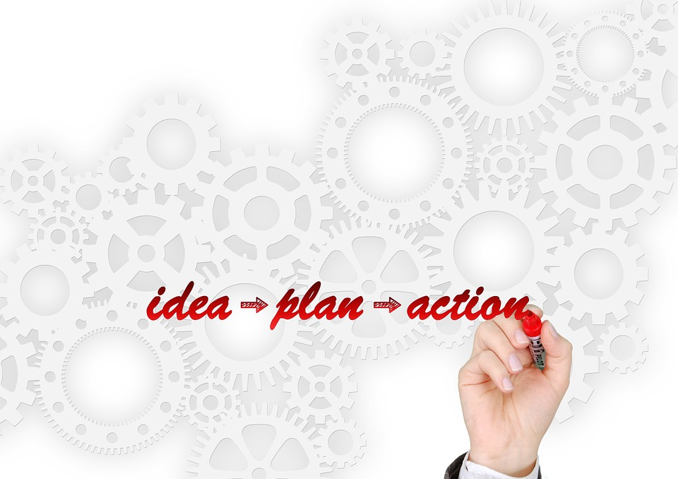 Business Idea Planning  Free image on Pixabay