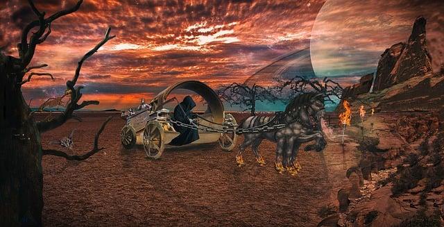 Free illustration Fantasy Horse Fantasy Picture  Free Image on Pixabay  683086