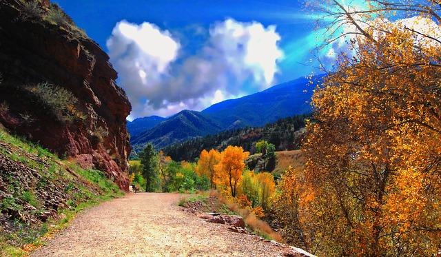 Gloomy Fall Wallpaper Colorado Mountains Landscape 183 Free Photo On Pixabay