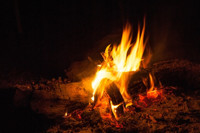 Free Fall Nature Wallpaper Campfire Lighting 183 Free Photo On Pixabay
