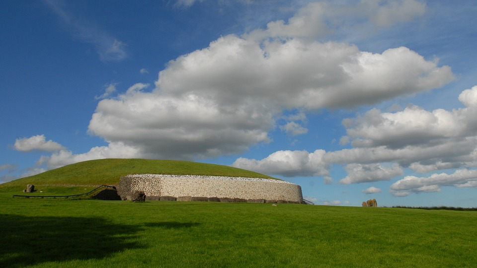 Cute Cat Images For Wallpaper Ireland Newgrange Burial Mound 183 Free Photo On Pixabay