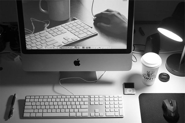 Free photo Apple Mac Computer Desktop  Free Image on