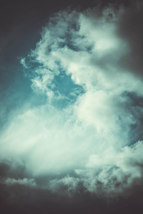 Water Animation Wallpaper Free Photo Texture Sky Clouds Wind Storm Free Image