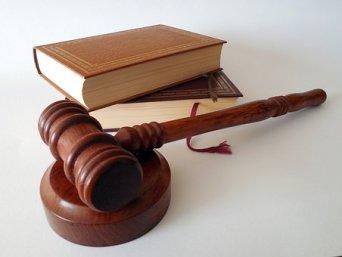 Hammer, Livres, Droit, Tribunal, Avocat