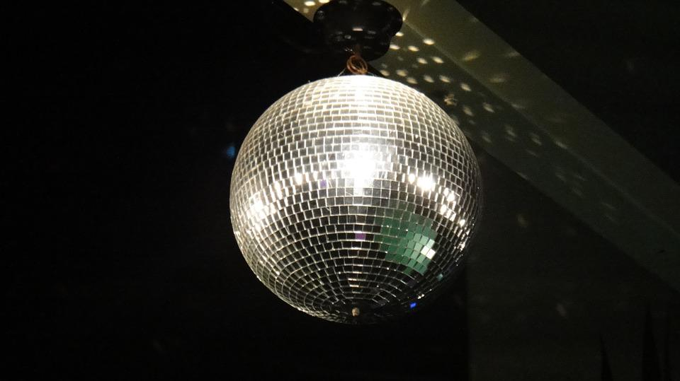 New 3d Animation Wallpaper Free Photo Disco Ball Nightlife Nightclub Free Image