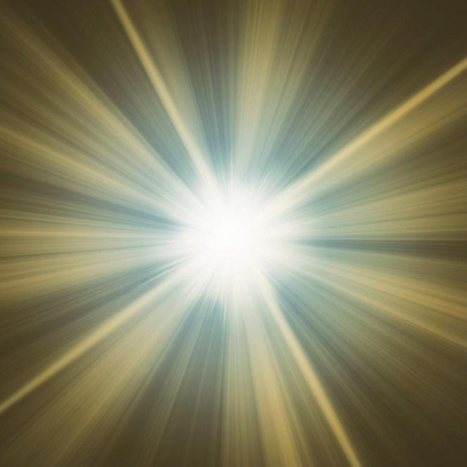 Luz, raio, chama, gradiente, fundo, brilhar
