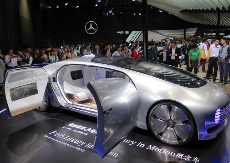 Mercedes es un lujazo