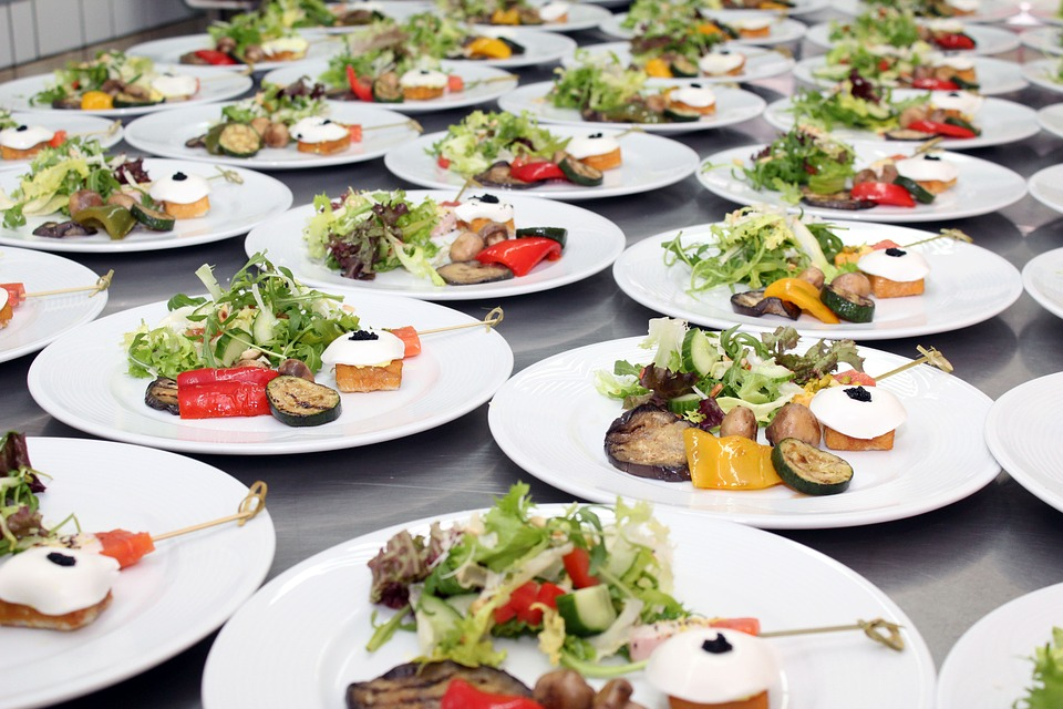 Salads Plate Buffet Cold  Free photo on Pixabay