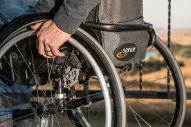 Wheelchair, Disability, Injured