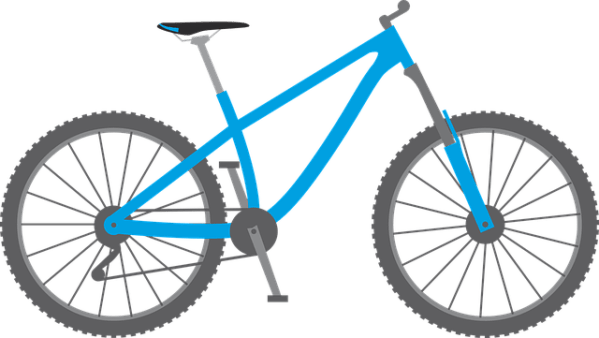 free vector graphic bike wheel