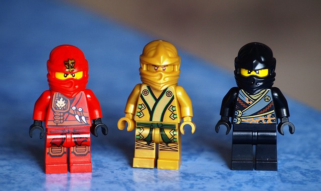 Kostenloses Foto Ninjago Lego Figuren Spielzeug