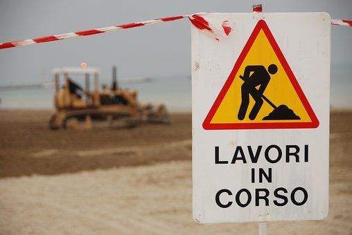 Lavori In Corso, Sicurezza Lavoro
