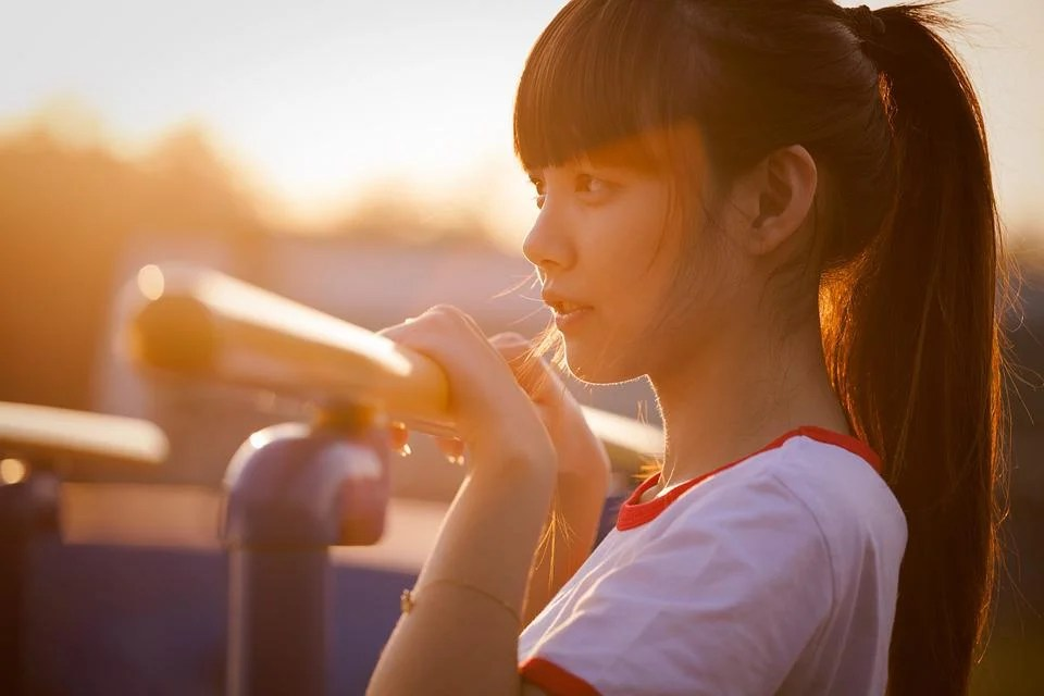 5 cute features of Japanese women