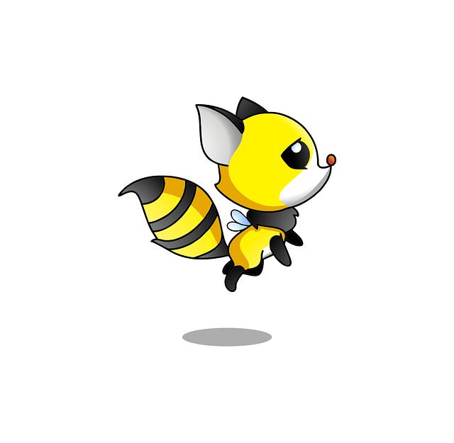 simple fox drawing