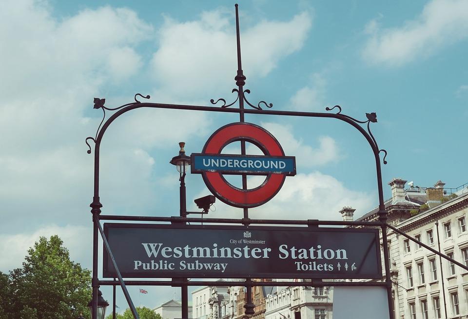 Free photo Metro Sign London Station  Free Image on