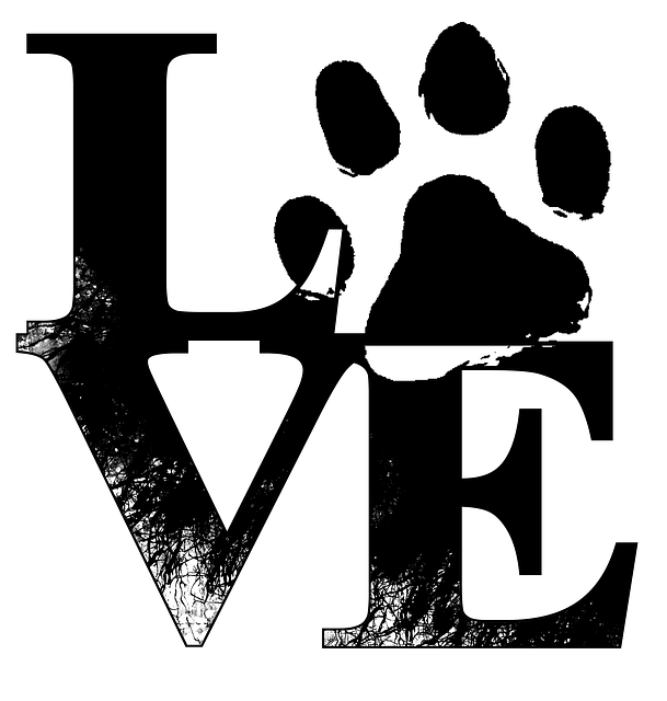 Download Love Dogs Paw Print · Free image on Pixabay