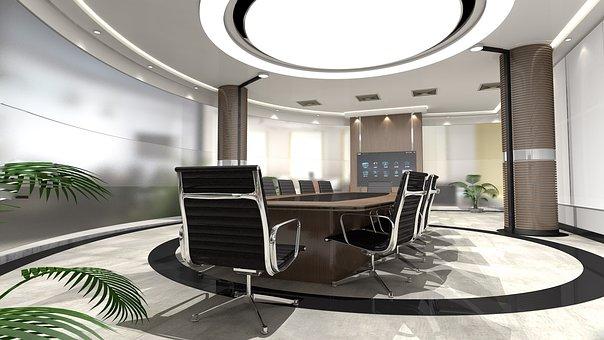 Roundtable, Light, Interior Design, Tv