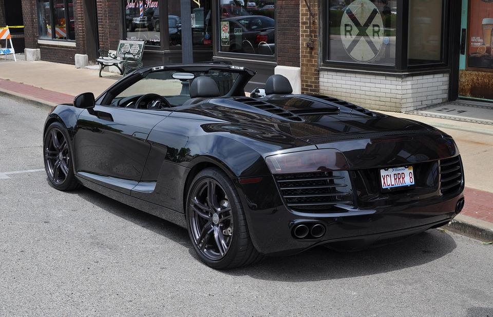 Free Photo Audi R8, Cabriolet, Sport Car  Free Image On