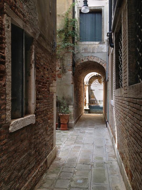 Venice Italy Bricks Free Photo On Pixabay