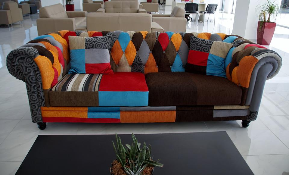 Colorful Sofa Design and Inspiration for Living Room Ideas