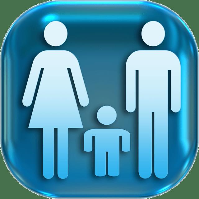 Gambar Ikon Family