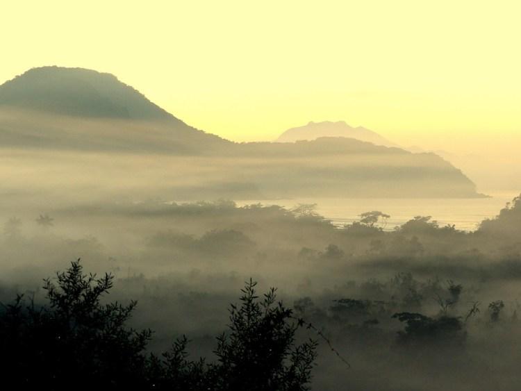 Amanhecer, Ubatuba, Itamambuca, São Paulo, Litoral, Mar