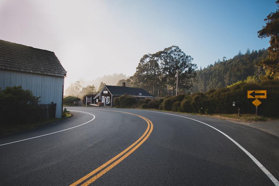 Road Drive Curve Free Photo On Pixabay