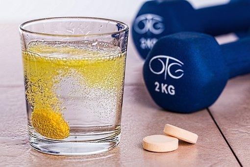 Vitamin B, Effervescent, Tablet