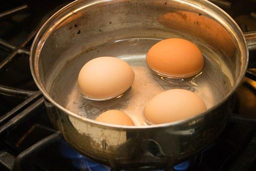 Eggs Boiled Eggs Breakfast Food Boiled Coo