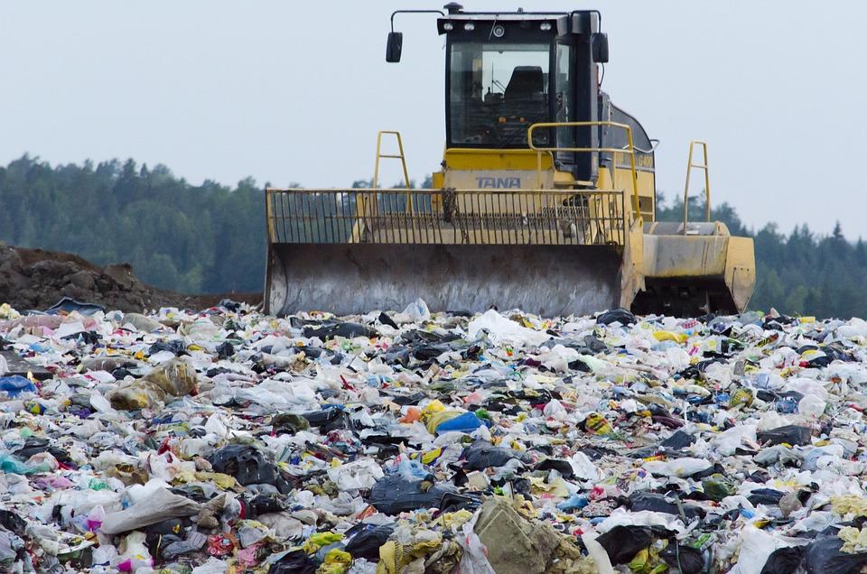 Free photo Landfill Waste Management Waste  Free Image