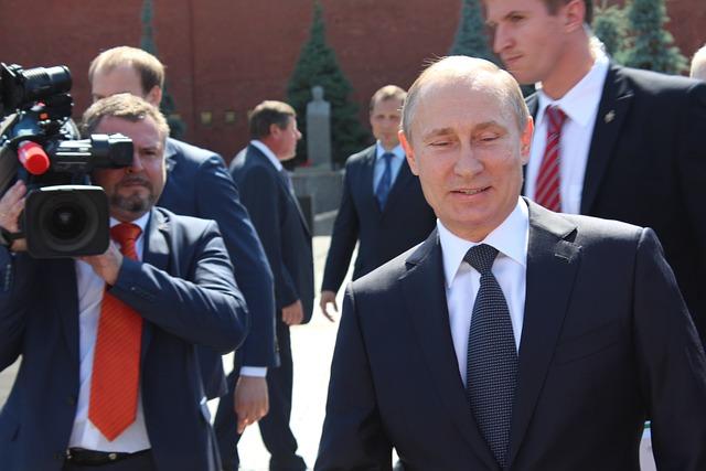 Putin The President Of Camera  Free photo on Pixabay