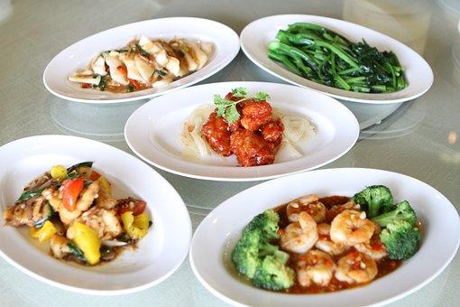 Mancare Chinezeasca, La Prânz