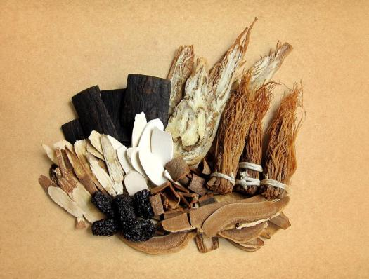 Cinese Tradizionale, Medicina Cinese, Erbe Medicinali