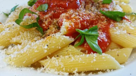 Pasta, Penne, Pomodoro, Cucina, Primo Piatto, Rosso