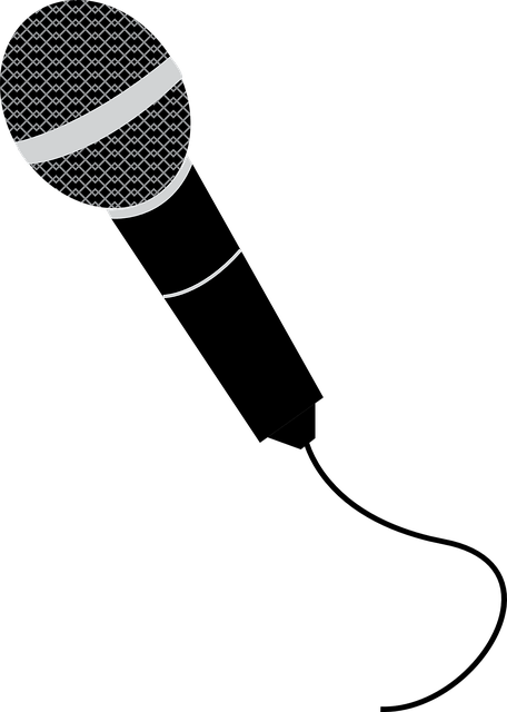 Microphone Sing Singer Free Vector Graphic On Pixabay