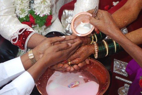 Henna, Indie, Ślub, Małżeństwo, Celne