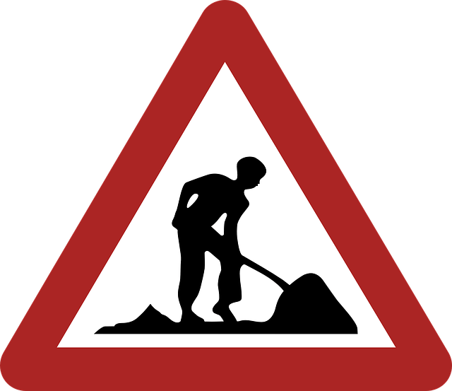 Construction Reduce Speed  Free vector graphic on Pixabay