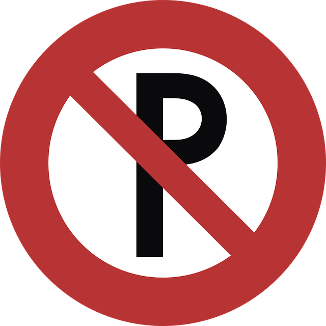 Free vector graphic No Parking Restriction  Free Image