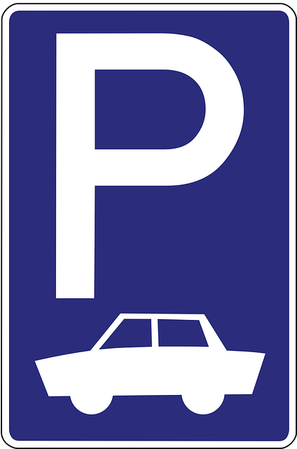 Parking Lot Space Road  Free vector graphic on Pixabay