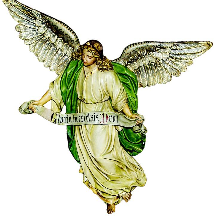 angel figure faith guardian