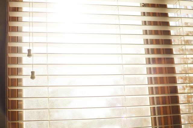 Window Blinds Decor Free Photo On Pixabay