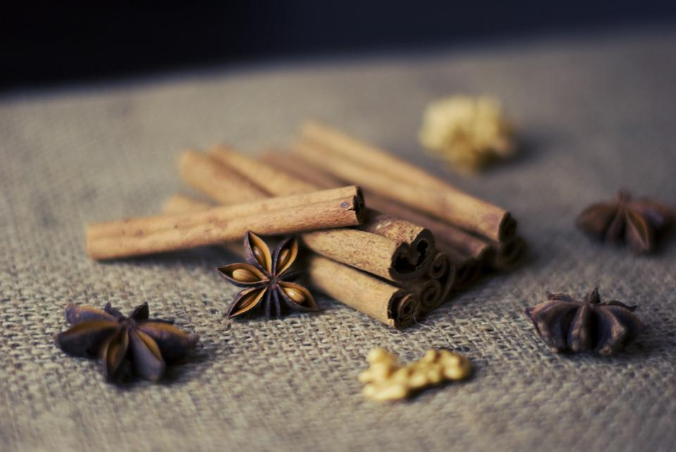 Pictures Of Fall Wallpapers Cinnamon Sticks Anise Nuts Free Photo On Pixabay