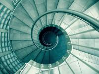 Free photo: Spiral, Staircase, Stairwell, Steps - Free ...