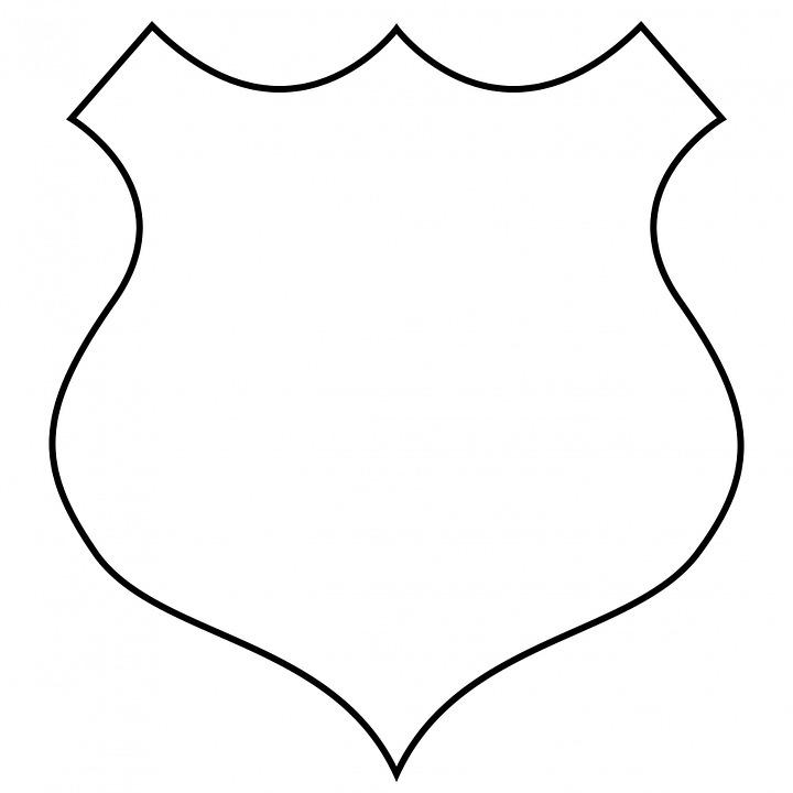 Wappen Vorlagen Kostenlos - Vorlagen zum Ausmalen gratis